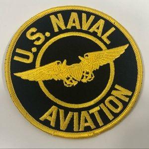 U.S. Naval Aviation Emblem/Patch